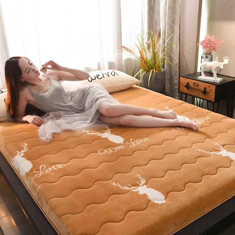 토퍼 템퍼 매트리스 침구 기타 겨울 침대 가정용 쿠션, AM_120 x 190cm