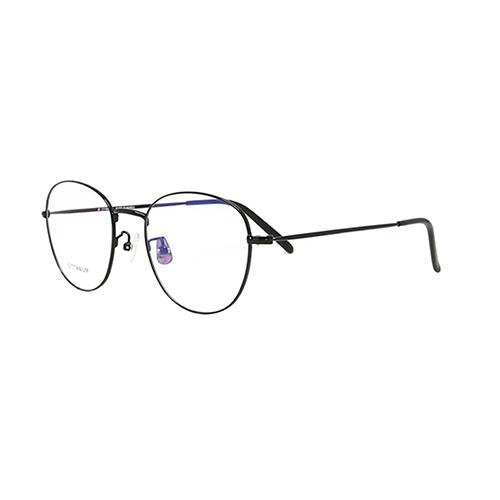 안녕안경 패션 남자 여자 안경 동글이 국산 베타 티타늄 사각 안경테