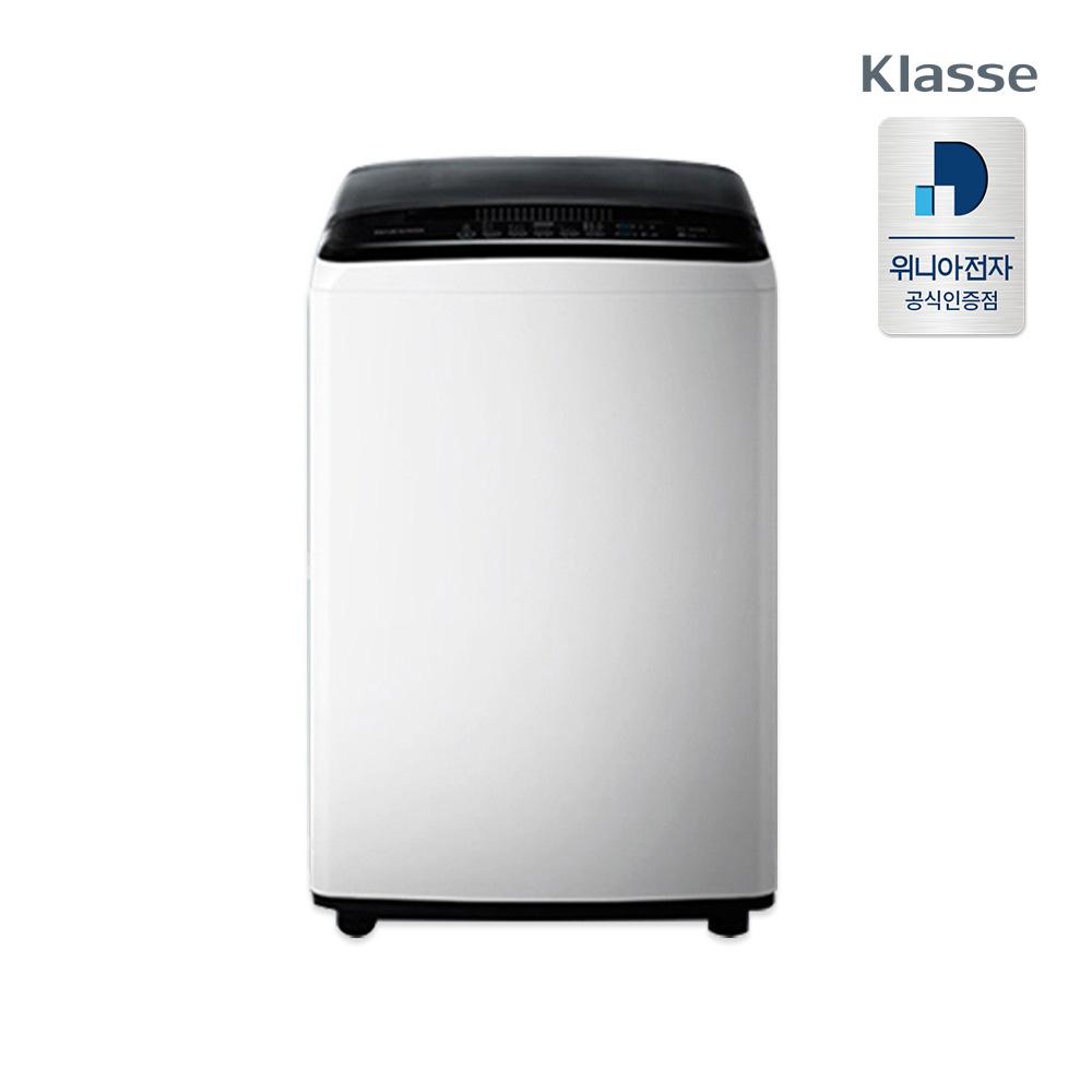 위니아전자 클라쎄 소형 일반세탁기 EWF06ECWK 6kg