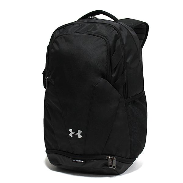 언더아머 UA 팀 허슬 3.0 백팩 블랙 1306060-001 스포츠 패션 가방