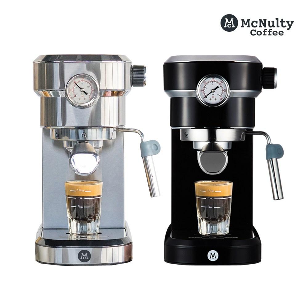 맥널티 에스프레소 반자동 커피머신 MCM-6851, MCM-6851B