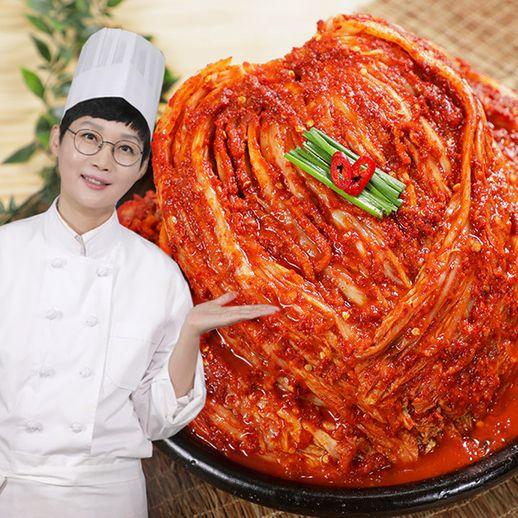 팽현숙 최양락의 맛있는 옛날 포기김치 3kg, 단일상품
