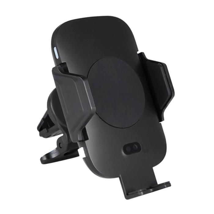 BMHNOONE C9차량용 슬라이딩 핸드폰 고속 무선 충전 거치대, 검은색., C9