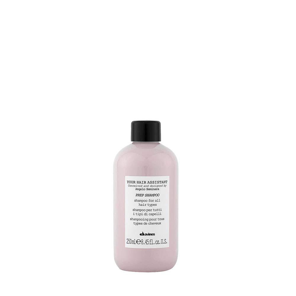 Davines 다비네스 프렙 샴푸 Prep Shampoo 250ml, 1개