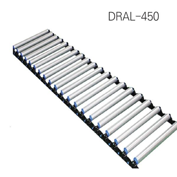 ALL알루미늄 롤러 카페트 자바라 컨베이어 콘베어 로라 1M DRAL-450