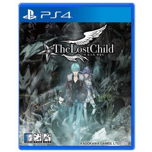 더 로스트 차일드 PS4 한글판 판타지 RPG 어드벤처