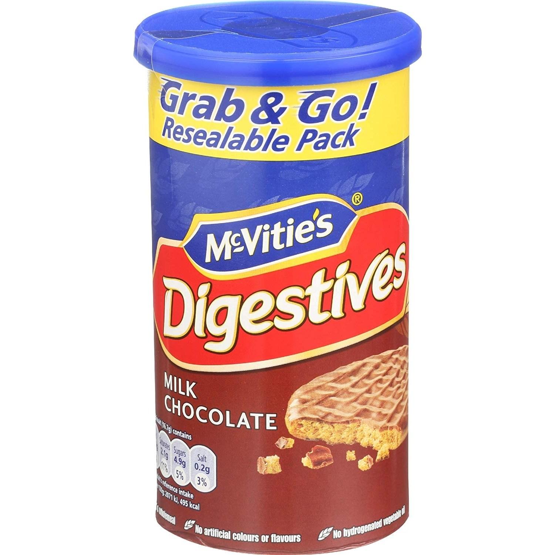 [추천]  맥비티 다이제스티브 비스킷 밀크 초콜릿, 200g, 1개 할인!!