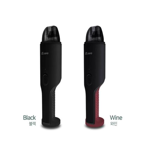 티피오스 디제로D2 초강력 무선 핸디청소기, 블랙