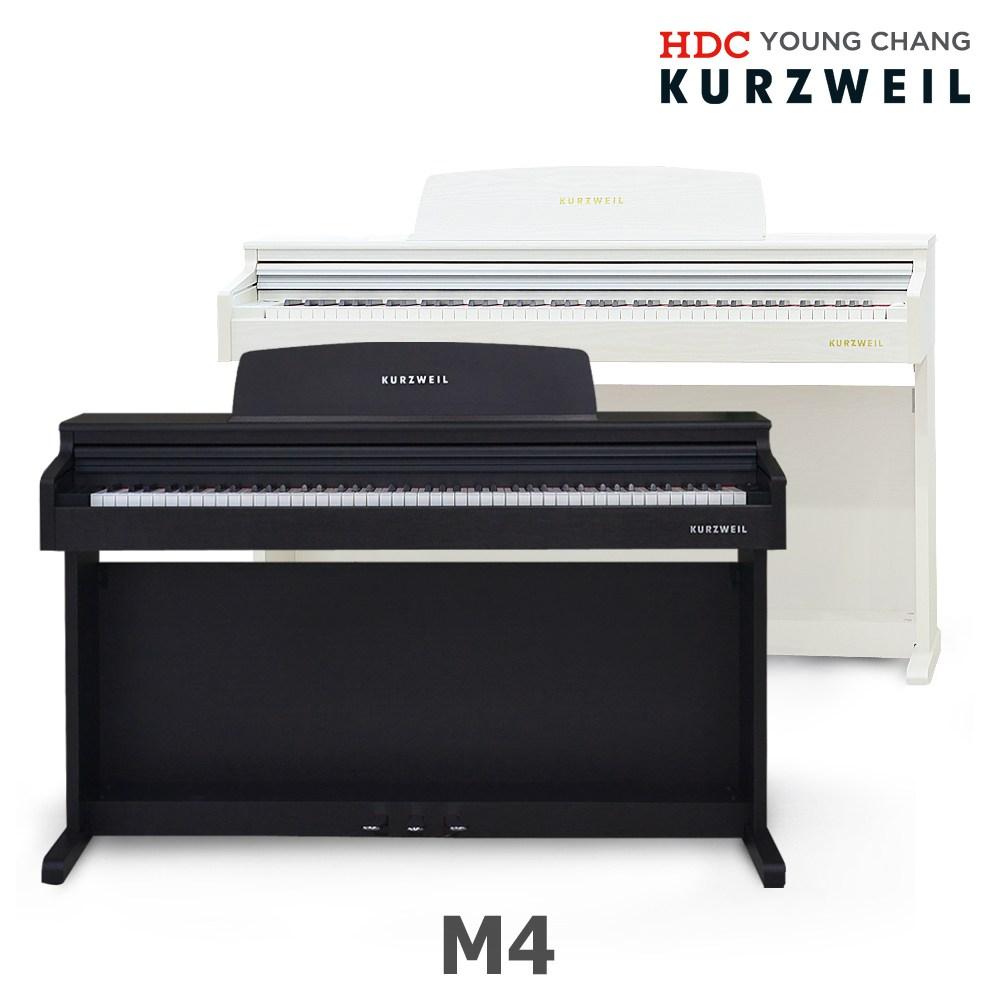 영창 커즈와일 디지털 피아노 M4 M-4, 화이트