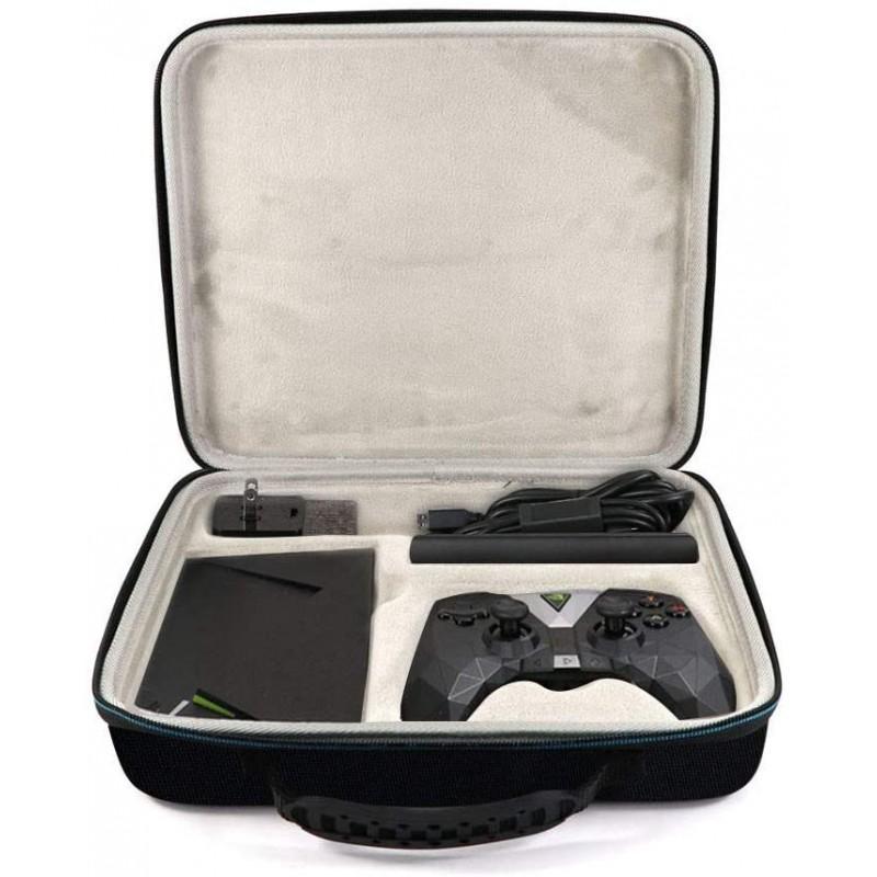 MASIKEN 엔비디아 쉴드 TV 게임 에디션 | 4K HDR 스트리밍 미디어 플레이어 케이스-NVIDIA Shield 미디어 플레이어 및 액세서, 1, 단일옵션