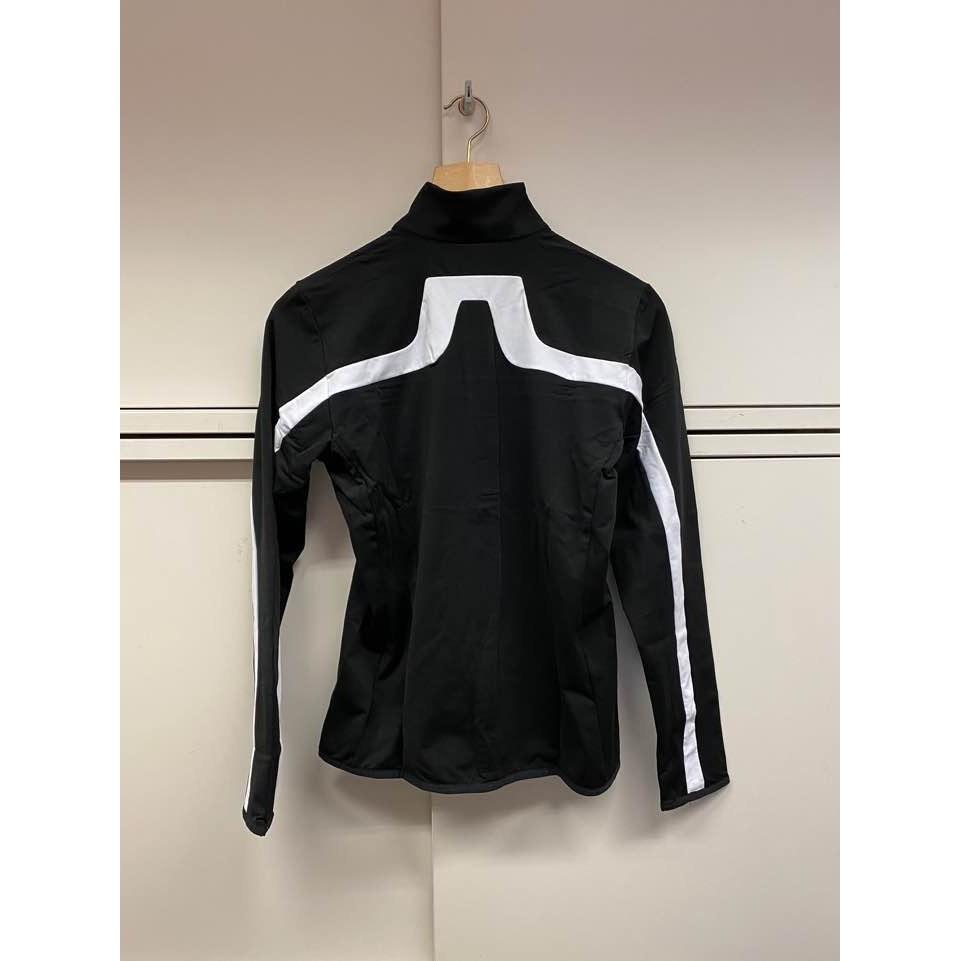 [신상] J.LINDEBERG 골프 여성 JANICE 미드레이어재킷 블랙 화이트 입고!