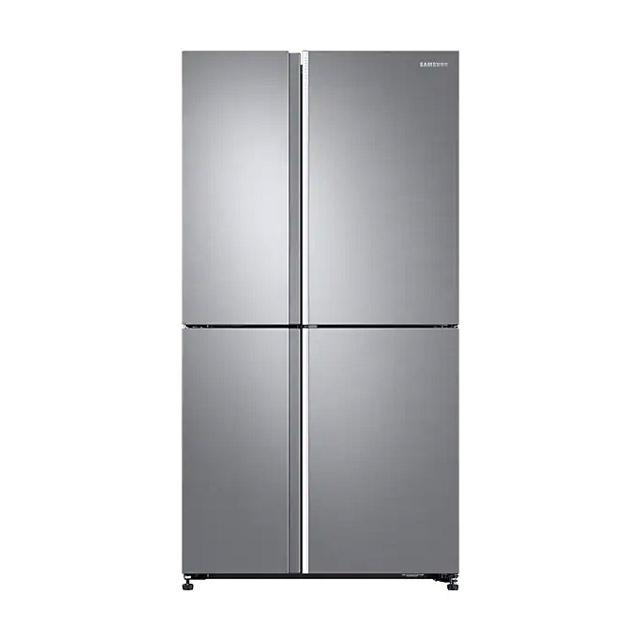 삼성전자 지펠 4도어 양문형 냉장고 814L RH81R9151S8