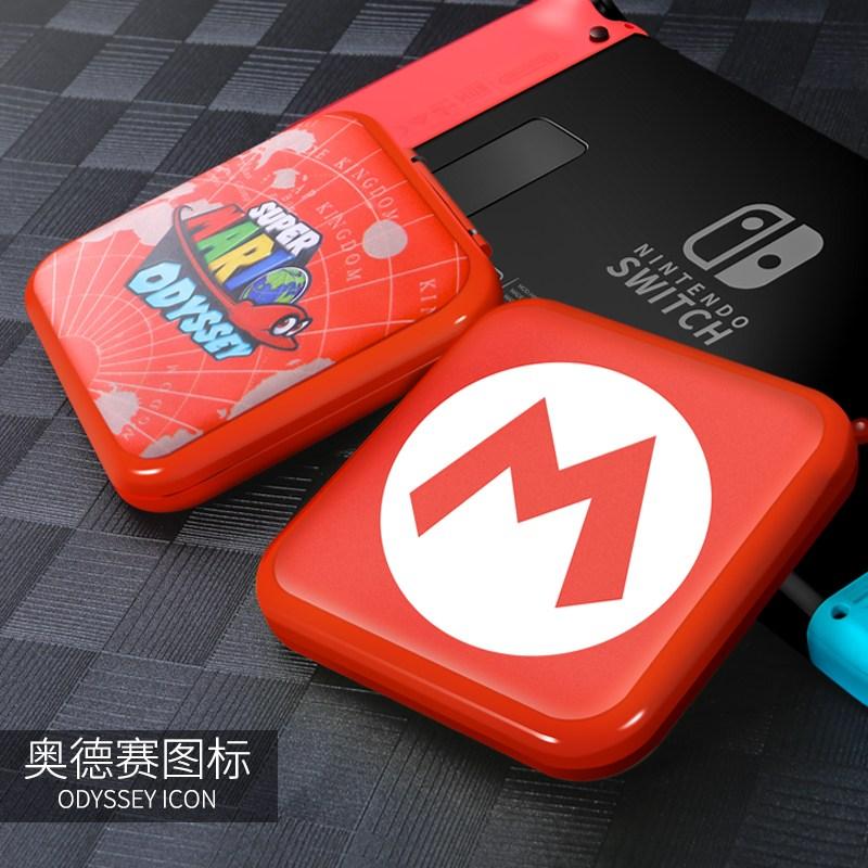 닌텐도 스위치 Enoch Nintendo 스위치 액세서리 게임기 수납 가방 호스트 게임 카드 가방-20740, 단일옵션, 옵션06