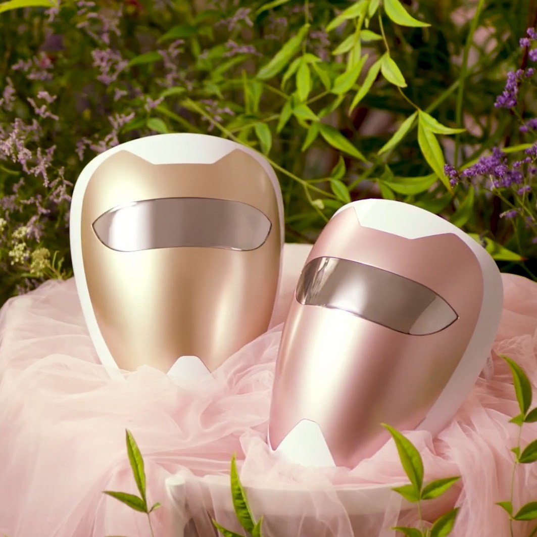 퓨리스킨 LED 마스크 정인선, 핑크, PS-MP200B