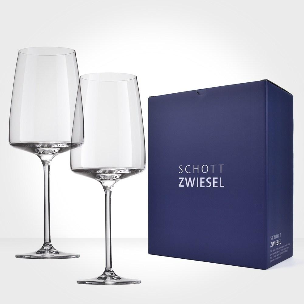 독일 쇼트즈위젤 센사 와인잔 2p 선물세트(선물상자포함), 센사 레드와인잔 2p선물세트