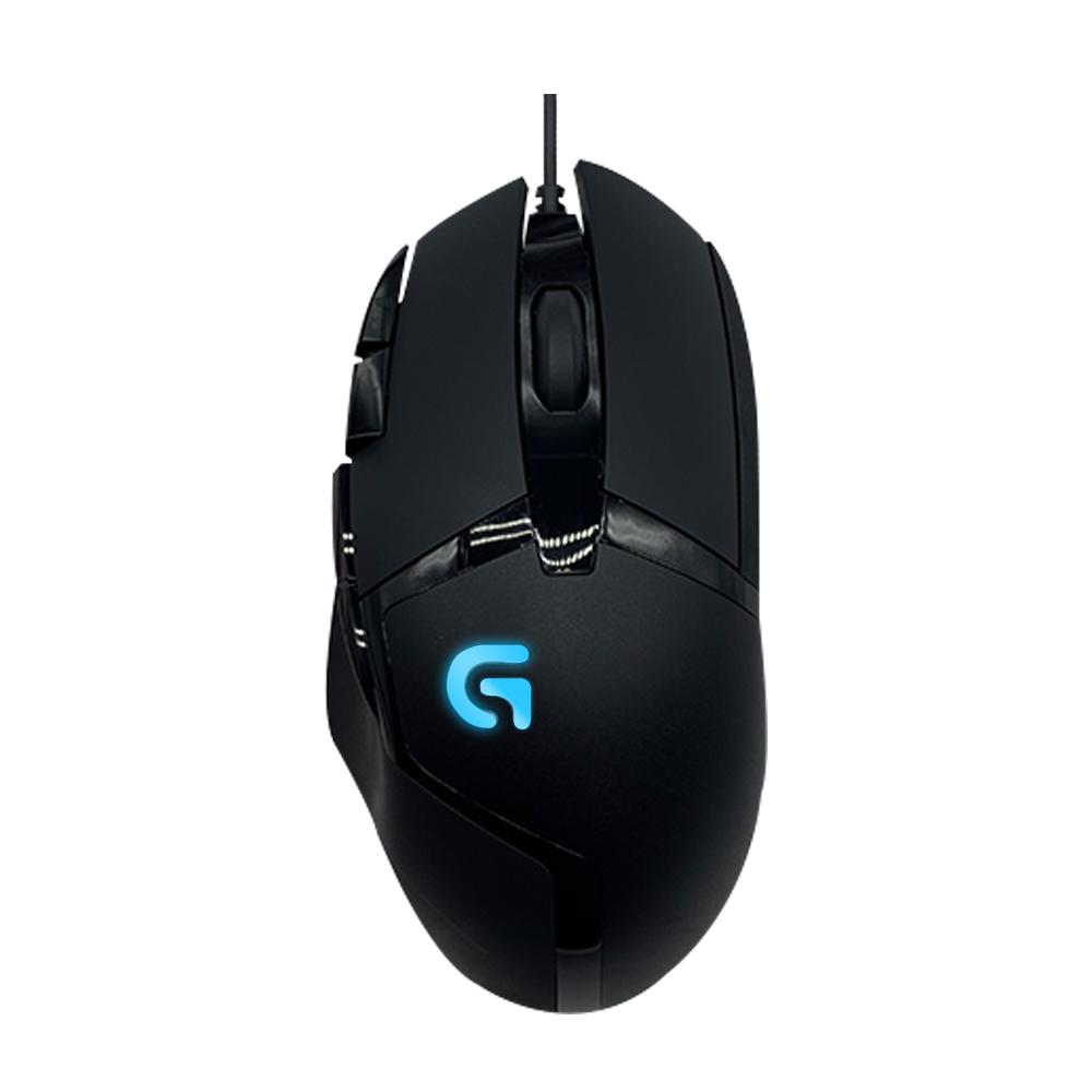 로지텍 G402 게이밍 마우스 병행, 단일색상(블랙계열), G402 박스패키지 [병행]