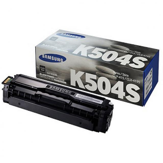 워터윙 삼성전자 CLT-K504S 정품토너 검정 2 500매, 1, 해당상품