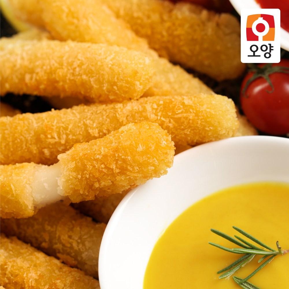 마녀바스켓 사조 모짜렐라 치즈스틱, 2개, 1kg