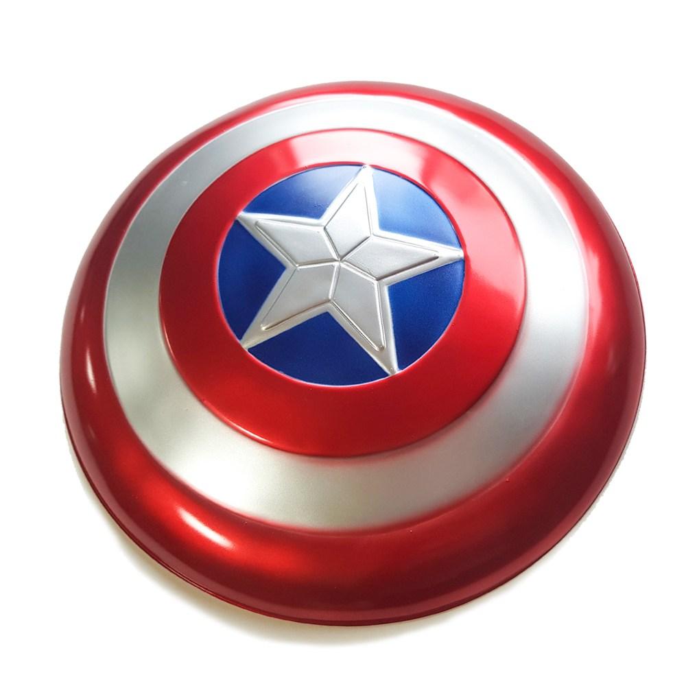 마블 캡틴 아메리카 방패 코스튬 악세사리, 단품