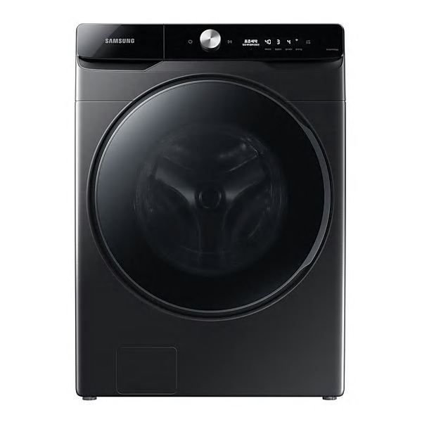 삼성전자 그랑데 드럼세탁기 WF23T8500KV 23kg 블랙케비어 버블워시