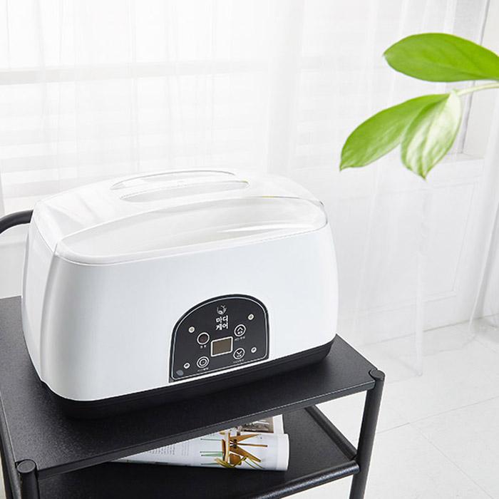 마디케어 가정용 파라핀치료기아님 파라핀베스 기계 왁스 손, 1개