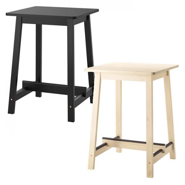 이케아 NORRAKER 바테이블/식탁/책상, 블랙_903.390.49
