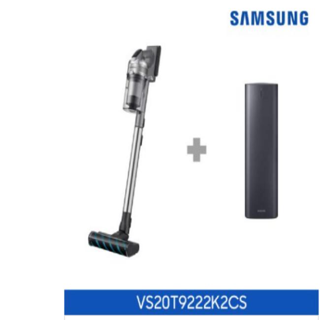 삼성 삼성전자 제트 VS20T9222K2CS 청정스테이션 패키지 550W 스틱청소기, 삼성전자 제트 2.0