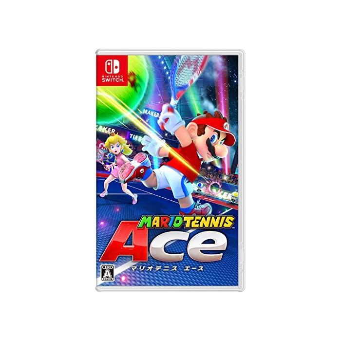 닌텐도 마리오 테니스 에이스 - Switch, 자세한 내용은 참조-7-1434006561
