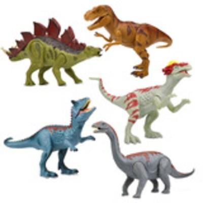 장난감 선물세트 공룡 피규어 5개 세트