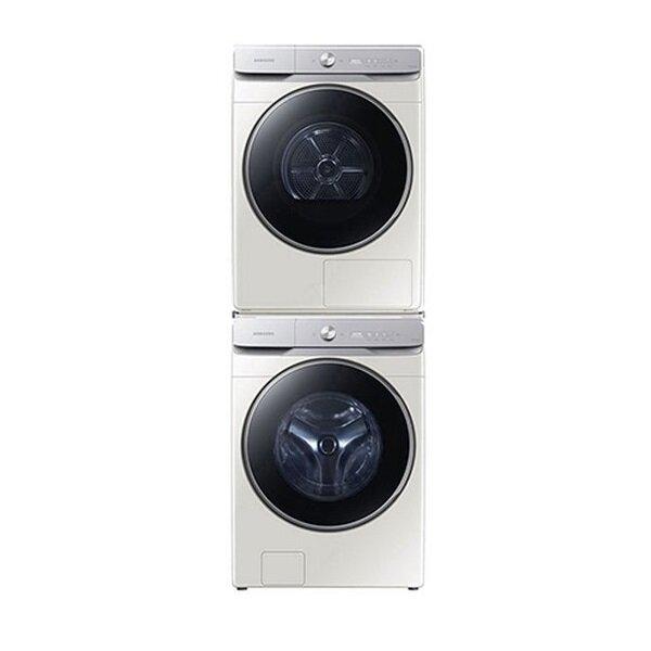 [삼성] 그랑데 AI 세탁기+건조기 세트 WF24T9500KE+DV17T9720SE, 단일상품