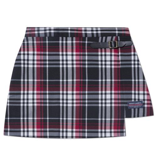 MARYJAMES (W) Bouquet Skirt - Red