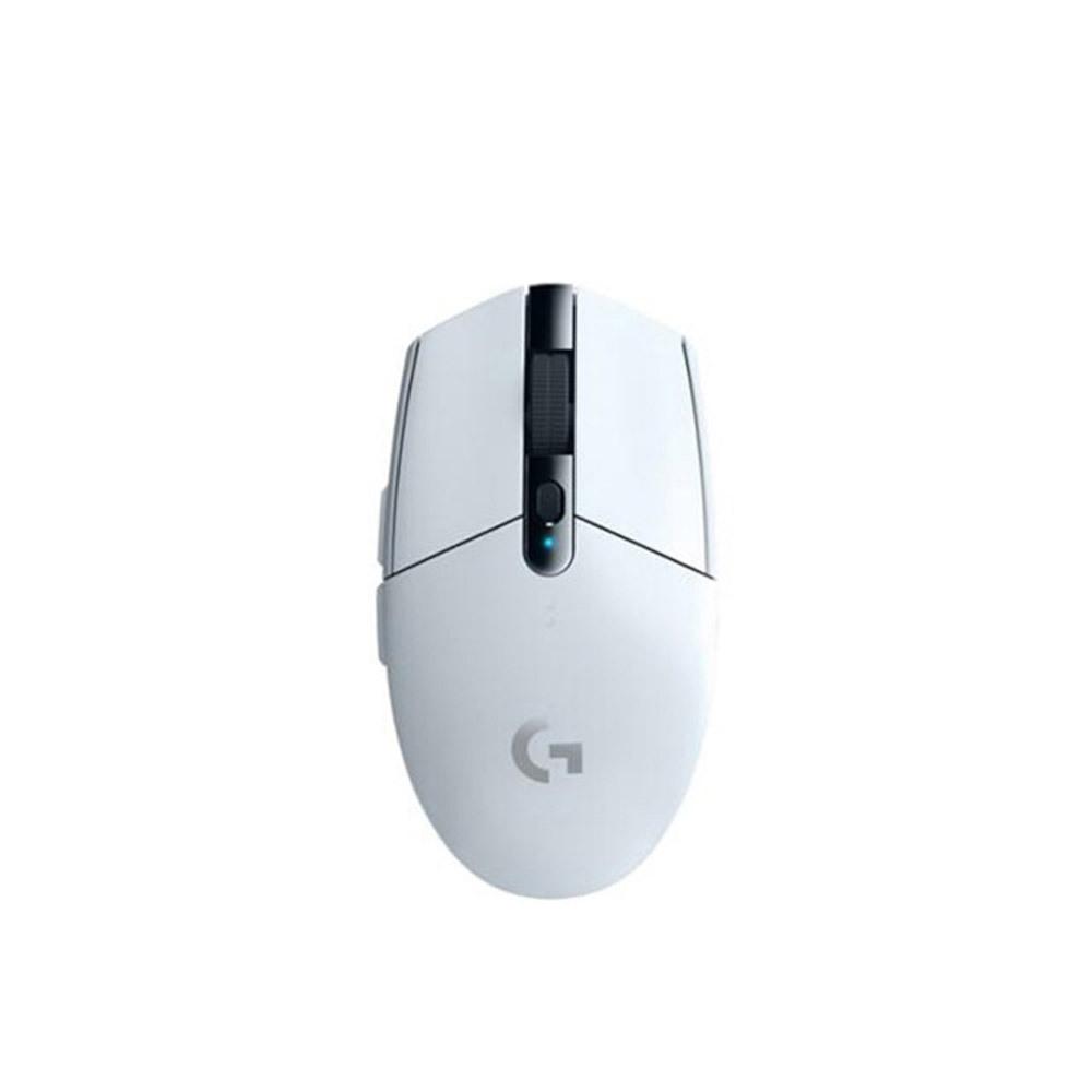무선 게이밍 HERO마우스 G304 화이트, 옵션없음, 옵션없음