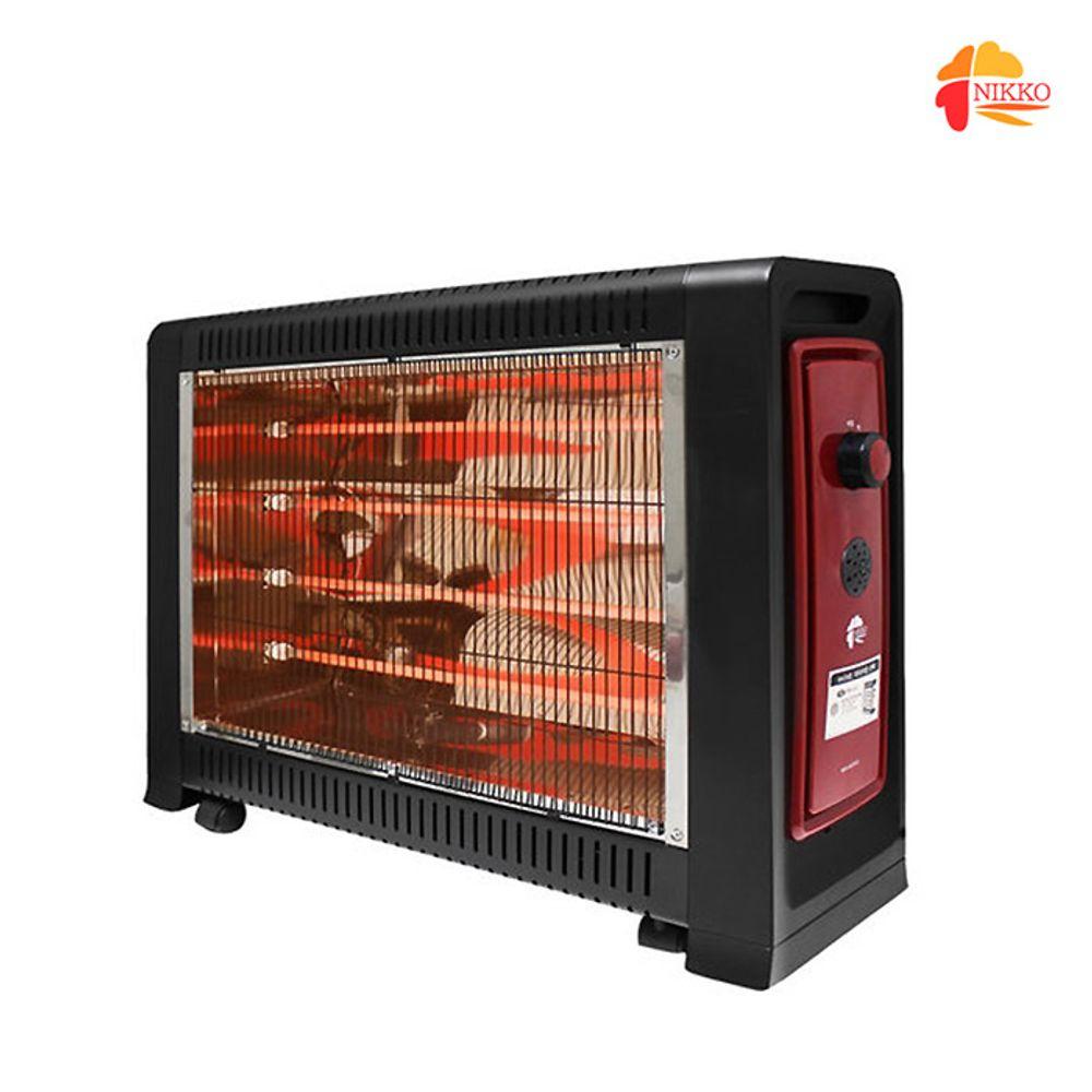 HKC87446 니코 4단 석영관 히터 온열기 난방 사무실 컨백터, 본 상품 선택