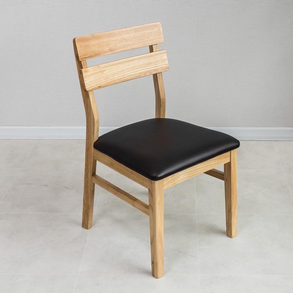 라로퍼니처 사라 원목 식탁의자 카페의자 인테리어의자, 단품