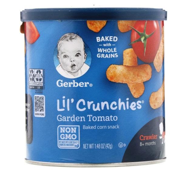 거버 10개월아기간식 돌아기과자 아기핑거푸드, 토마토