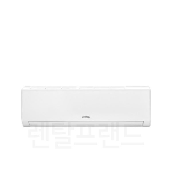 위니아 벽걸이 에어컨 10평형 (WRA10CTW) 배송비 기본설치비지원 2년A/S보장