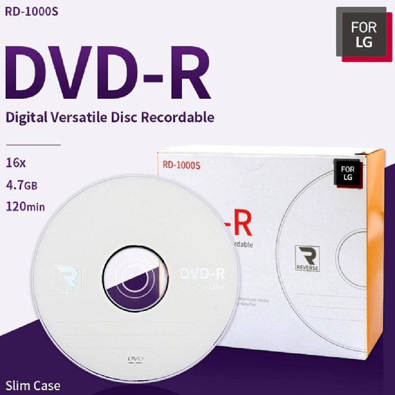엘지 DVD-R 10P슬림 1갑10P RHF_C_027D2F CDR 공씨디, _ 구매 본상품선택 (POP 4389769823)