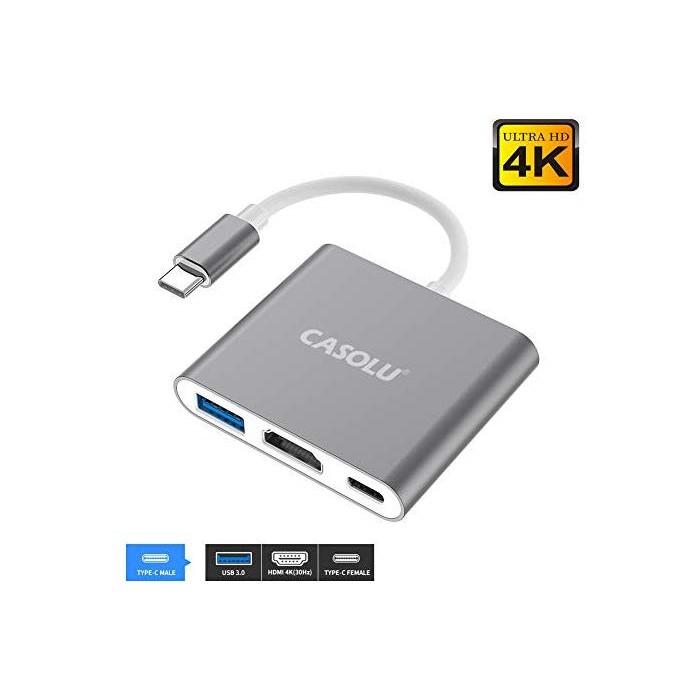 애플어댑터 USB C to HDMI Adapter USB 3.1 Type-C H