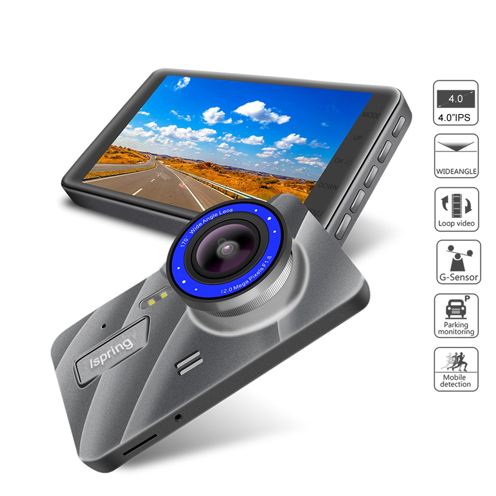KDsafe 가성비 2채널 블랙박스 4인치 FHD S4, M400 2채널(후방카메라 포함)