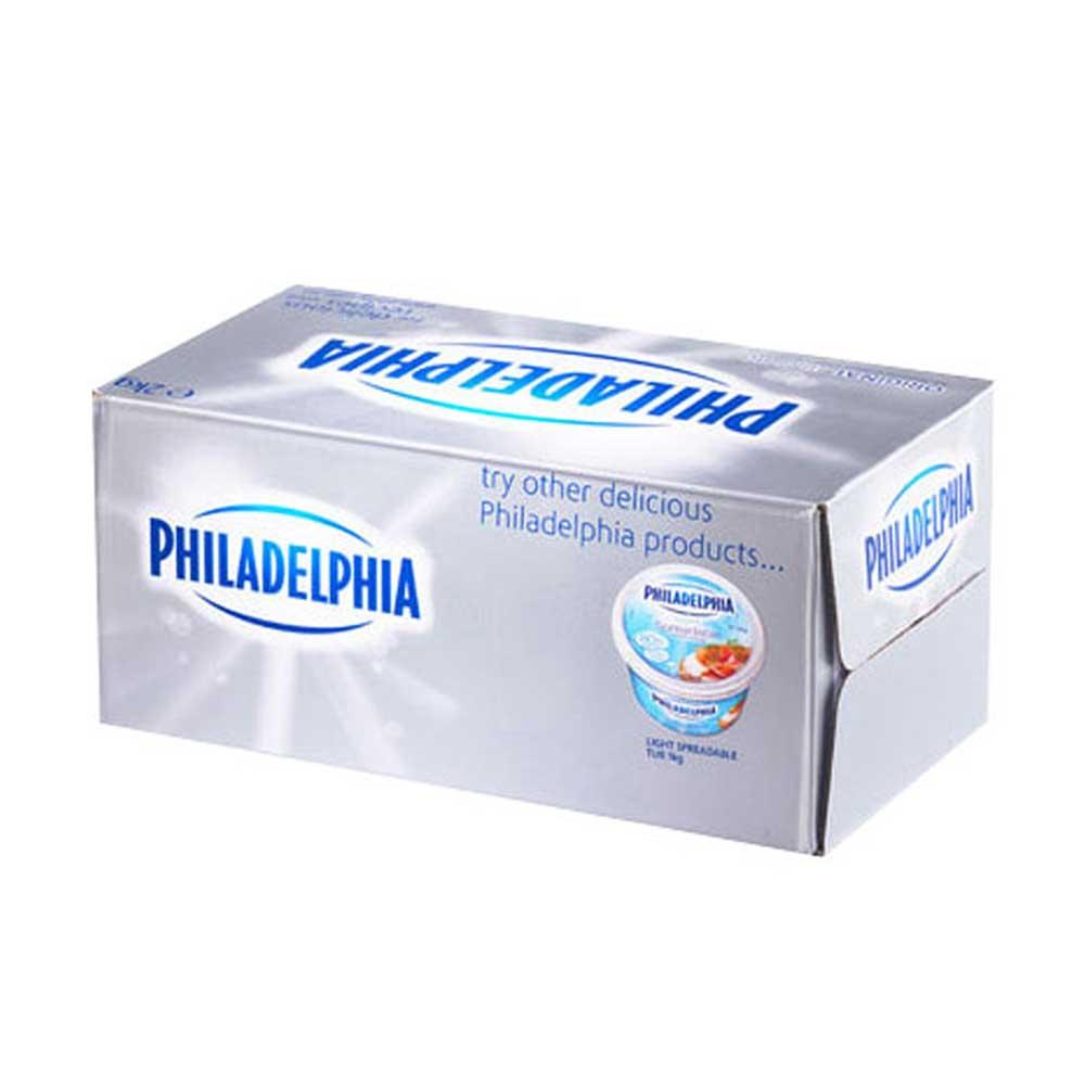 필라델피아 크림치즈, 2개, 2kg