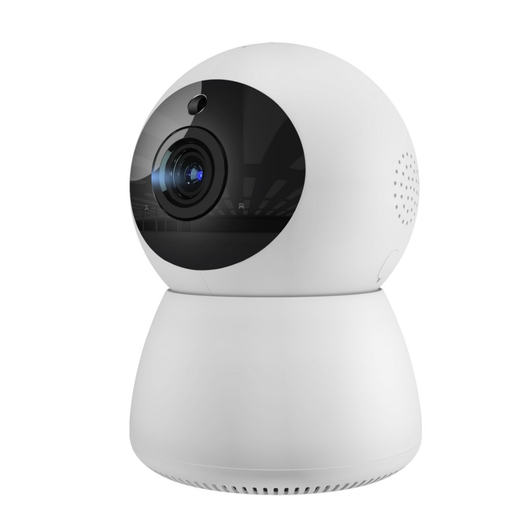 미캠 FULL HD 가정용 WiFi 회전형 홈CCTV IP카메라 펭카미캠 PD204 아기모니터, 펭카미캠(PD204)