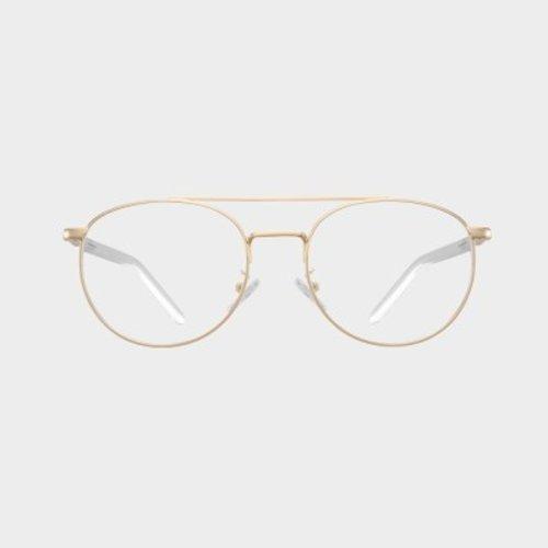 [텐바이텐] IRIS gold 안경테 고르는법 생얼 코받침 투브릿지_(1969634)