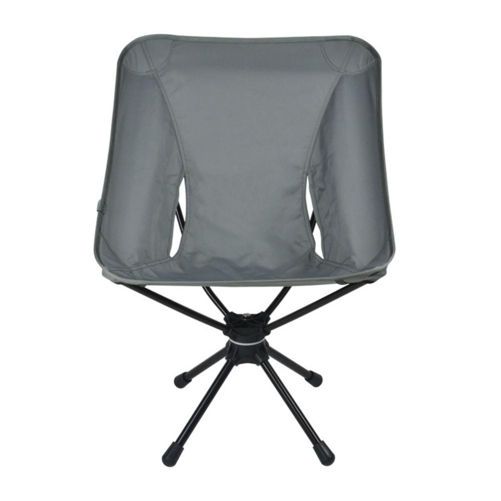 스위블체어 헬리녹스 보다 저렴한 경량 캠핑 의자 로우 체어, 회색