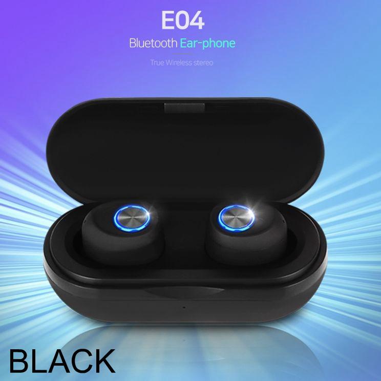 사운드list ABKO BEATONIC E04 블랙 블루투스 이어폰
