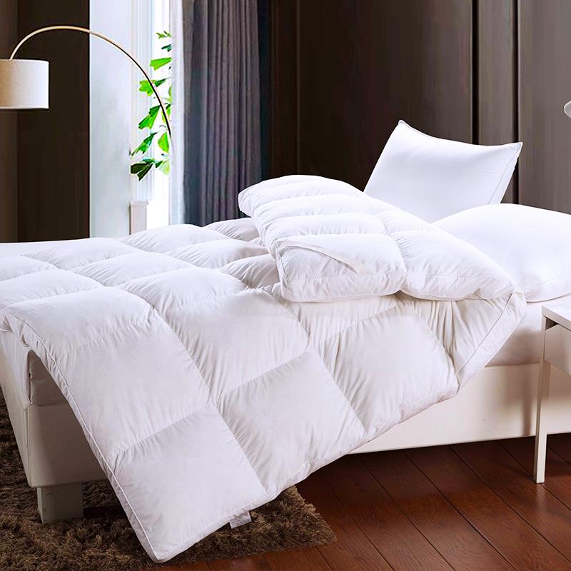 토퍼매트리스 5성 호텔 거위털 다운 침대매트 순면 두꺼운 1.5m싱글 1.2더블 1.8미터 접이식침대 요, C02-1.5m(5피트)침대