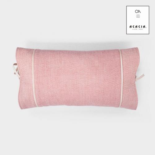 [바보사랑]아카시아아실리편백끈베개-인디핑크