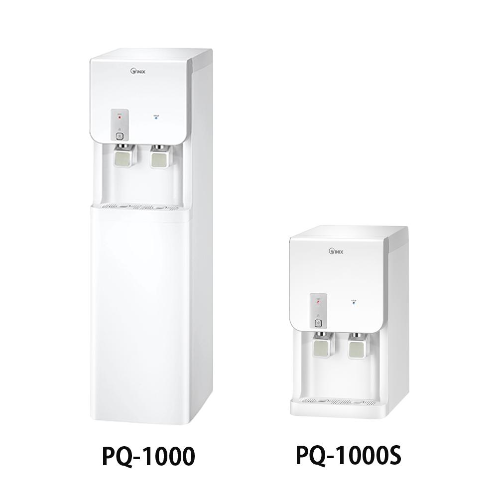 위닉스 PQ-1000 스탠드 냉온 정수기, PQ-1000S