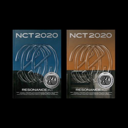 [랜덤] NCT(엔시티) - The 2nd Album RESONANCE Pt.1 (더 세컨드 앨범 레조넌스 파트1)