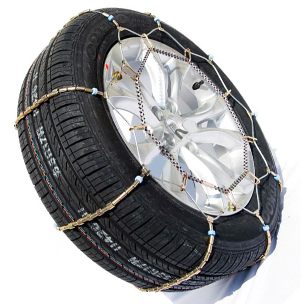 자동차 케이블체인 차량용 타이어 스노우체인