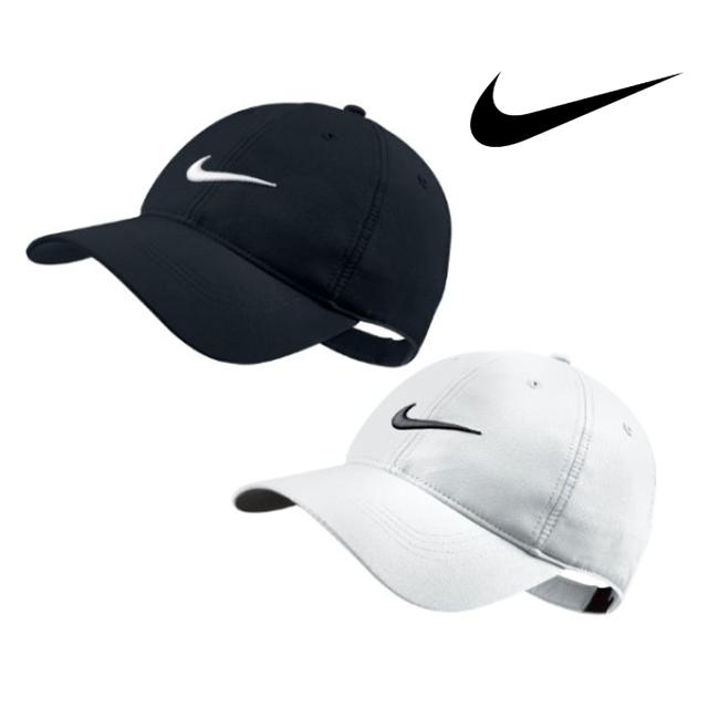 나이키 레가시 91 테크캡 스우시캡 모자, 블랙